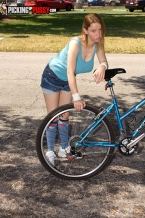 Biking Boober