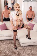 Diana Frost's Slutty & Sexy Big-Tit Threesome