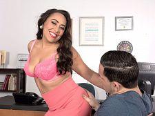 Gabriella Sky's amazing oral stimulation skills
