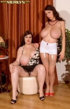 Merilyn And Jelena A Thrashing Valuable Time